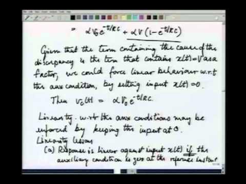 Lecture-18 System von Differentialgleichungen beschrieben