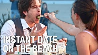 Instant Date Prank - Very Cool Idea