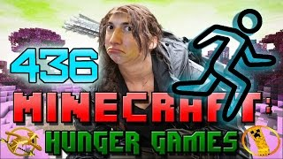 Minecraft: Hunger Games w/Mitch! Game 436 - Can't Stop Won't Stop Running!