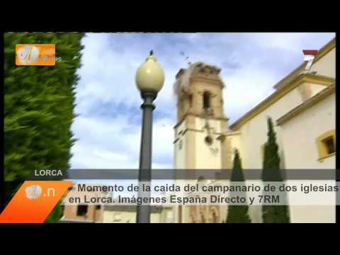 YouTube Video - Terremoto a Lorca, Spagna- fonte A92noticias