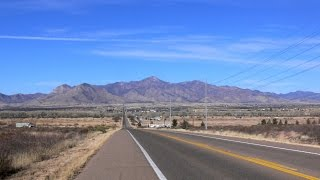Recorded April 21, 2017Dash cam video of my travels from Tombstone, Arizona to Tucson, Arizona.From: http://timvp.com