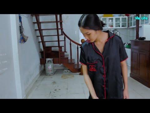 Cùng Lau Dọn Nhà Cửa Với Vie Girl