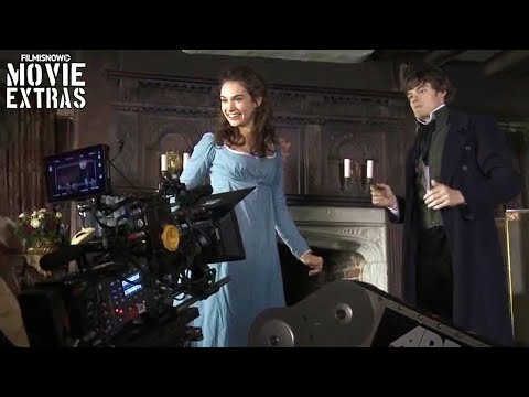 Go Behind the Scenes of Pride and Prejudice and Zombies (2016)