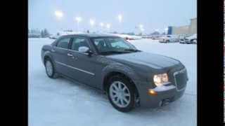 2009 CHRYSLER 300 In Review, Red Deer