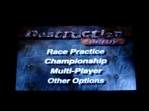 Destruction Derby PSP