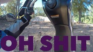 6. Yamaha XT250 -- Construction Cruising