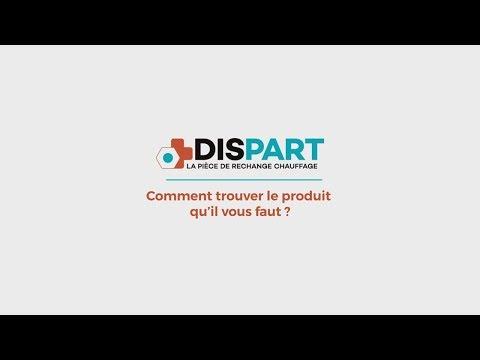 Avec Dispart.fr, trouvez rapidement le produit qu'il vous faut !