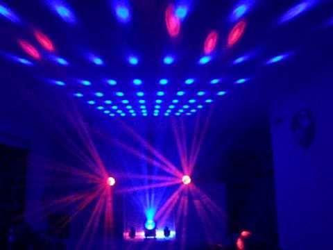 Revo 4 Rave Demo – American DJ