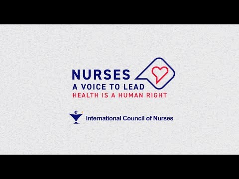 International Nurses Day 2018: Nurses: A Voice to Lead – Health is Human Right