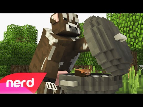 Minecraft Song | The Cow Song