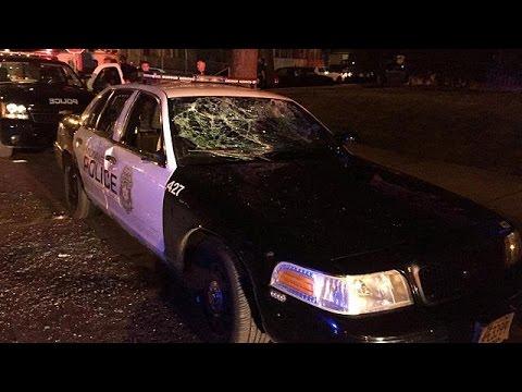 ΗΠΑ: Νύχτα ταραχών στο Μιλγουόκι μετά το νέο κρούσμα αστυνομικής βίας