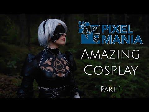 Pixelmania 2018 - Amazing Cosplay