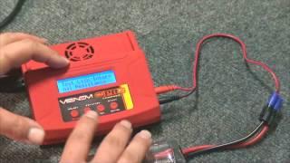 Video Venom Pro2 Charger LiPO & NiMH Battery Charging Basics MP3, 3GP, MP4, WEBM, AVI, FLV September 2019