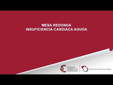 Mesa redonda sobre insuficiencia cardiaca aguda
