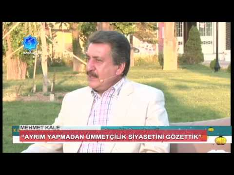 Mehmet Kale Cihanbeyli Yatırımlarını Anlattı