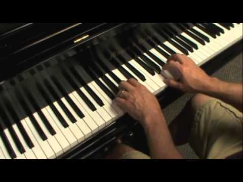 """Piano Exercises For Beginners #5 """"4ths Etude"""""""