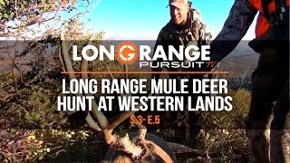 Video Long Range Pursuit | S3 E5 Long Range Mule Deer with Western Lands MP3, 3GP, MP4, WEBM, AVI, FLV September 2017