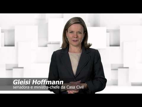 Em Sengés, Gleisi Hoffmann apoia a candidatura de Pezinho