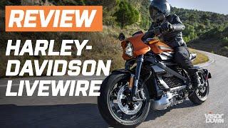 2. Harley-Davidson LiveWire (2020) Review | Visordown.com