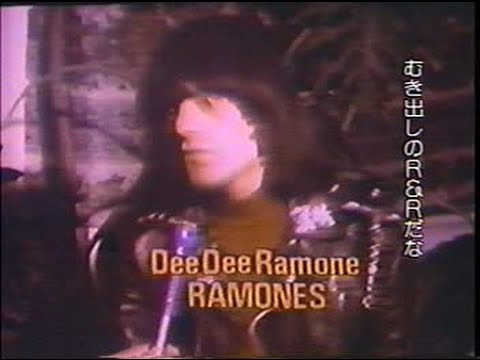 CBGB'S DOCUMENTARY 1978 CBGBS BLITZKRIEG BOP FEAT. RAMONES , BLONDIE & DEAD BOYS