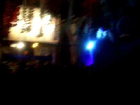 YAYA @ PIER Play HABLA CON LA LUNA - SAVANA POTENTE 06.02.2009 2/8