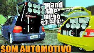 Arrancadão de Carros Rebaixados - GTA Multiplayer