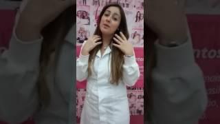Depoimento Dra. Karina - Pós-Graduação Biomedicina Estética Nepuga