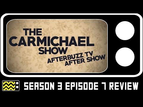 The Carmichael Show Season 4 Episode 7 Review & After Show   AfterBuzz TV