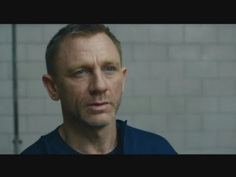 New Bond Film - Watch Daniel Craig in the first trailer for upcoming Bond film Skyfall. . Report by Mark Morris. Like us on Facebook at http://www.facebook.com/theshowbiz411...