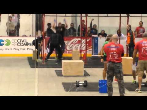CrossFit of the Ozarks Oct 24,2014