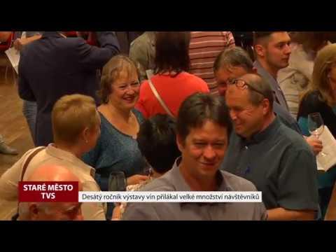 TVS: Staré Město - Výstava vín