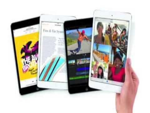 iPad Mini Video Lessons – How To Use Your iPad Mini