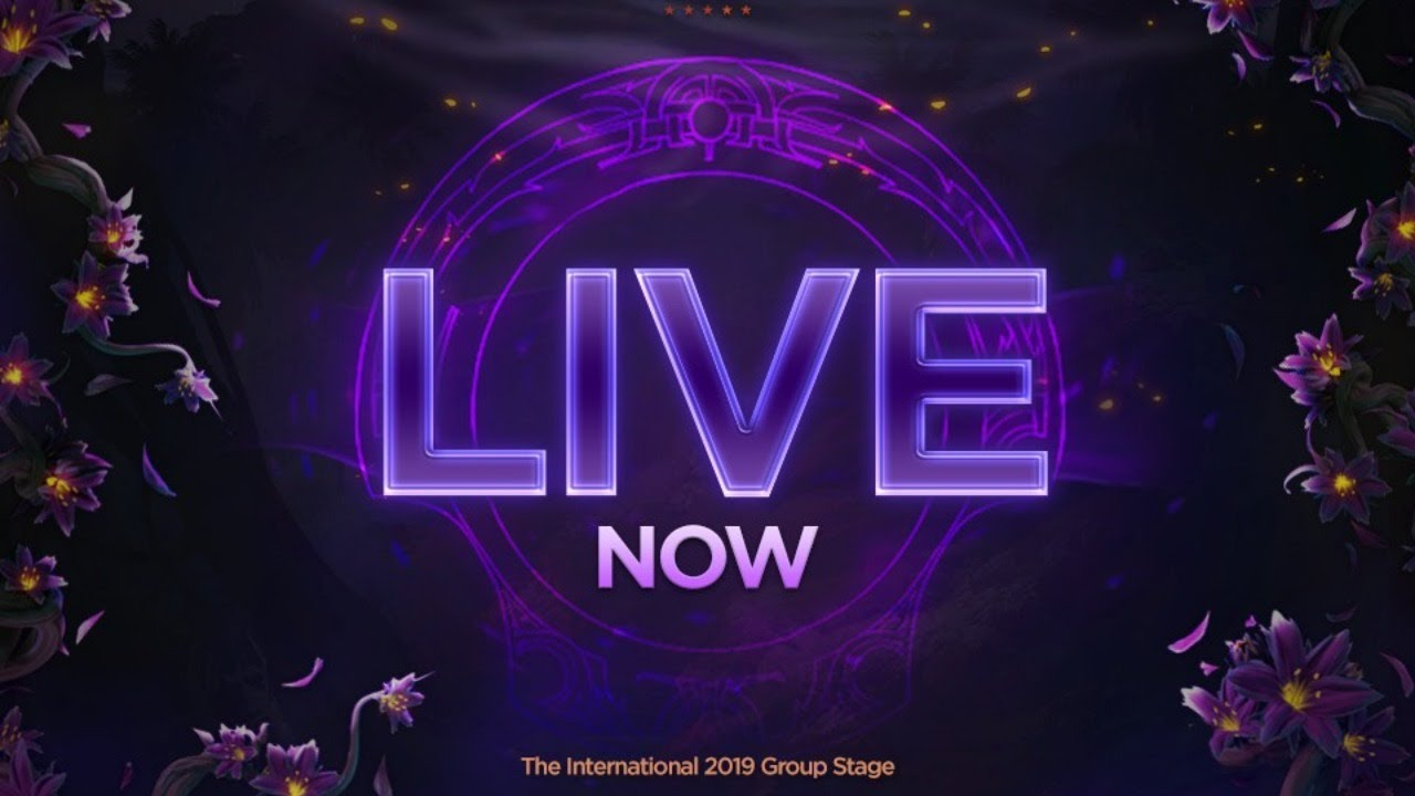 The International 2019 Group Stage Day 2 - YouTube