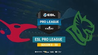 mousesports vs Heroic - ESL Pro League S8 EU - bo1 - de_train [CrystalMay]