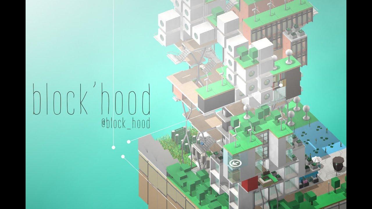 Block'hood เกมสร้างเมืองอนาคตสุดเจ๋ง