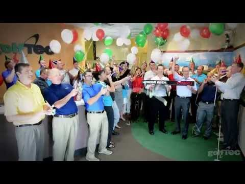 We just gave our 5 Millionth golf lesson!