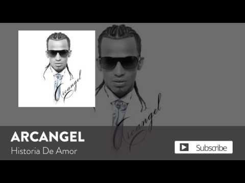 Historia de Amor (Audio) - Arcangel (Video)