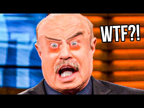 Dr Phil FLIPS Out On His Guest After Hearing This...