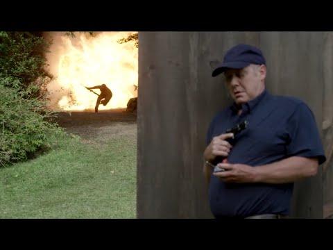 The Blacklist - Cabin Shootout Scene (S07E02)