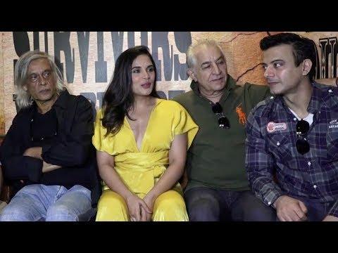 Daas Dev Movie Promotion | Richa Chadha, Rahul Bha