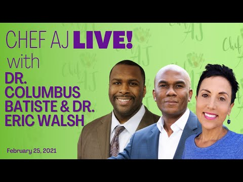 Liberation Nutrition - Part One | Interview with Dr. Columbus Batiste and Dr. Eric Walsh