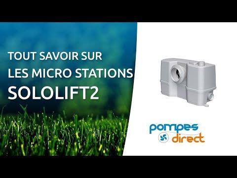 Sololift 2 - Découvrez ses performances