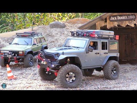 RC Jeep Crawler ABS Hard Body 🚙 RC Crawler & Scaler Osnabrück