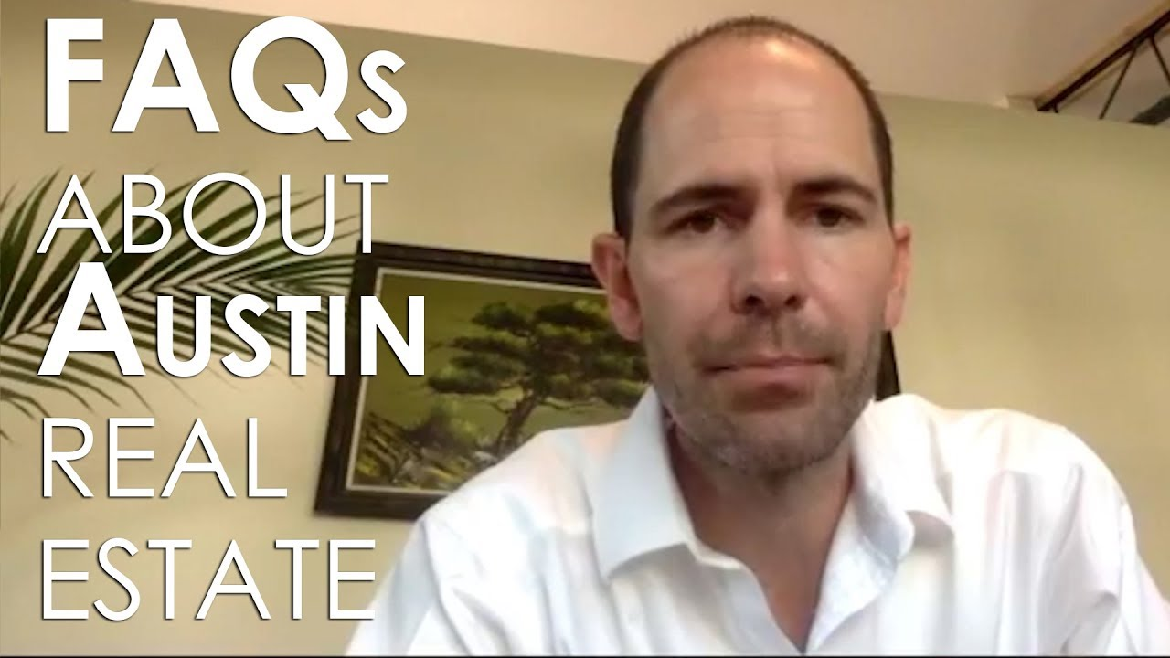 A Detailed Q&A About Austin Real Estate