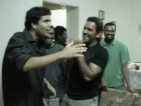 Video Ms Dhoni Enjoying Party With Friends download in MP3, 3GP, MP4, WEBM, AVI, FLV January 2017