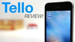 Tello Review! | March 2017