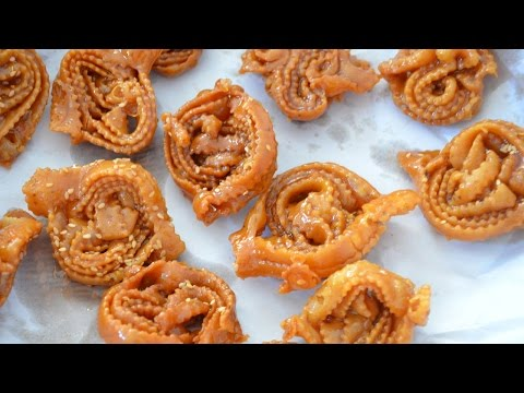 Chebakia / Mkharka – Moroccan Sweet Recipe – CookingWithAlia – Episode 178