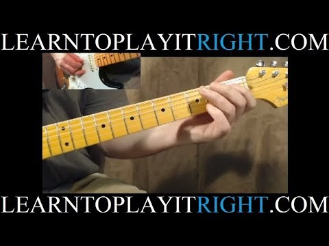 """Guitar Licks – Lesson 5 """"X-tra"""" Advanced Blues (Fast and Slow)"""
