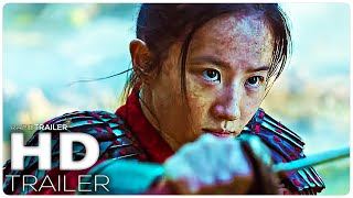 MULAN Official Trailer #2 (2020)