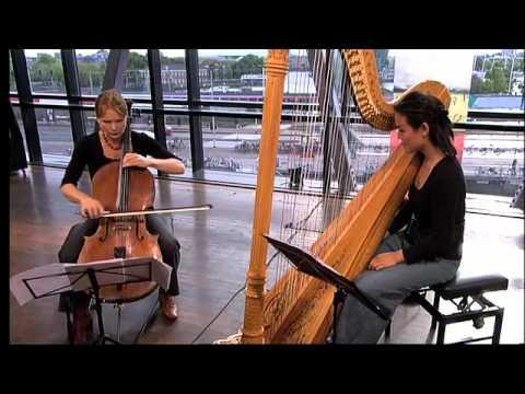 Larissa Groeneveld & Lavinia Meijer - Isang Yun/ from: Duo, part 2
